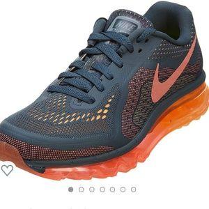 Nike Air Max Nike Original 2014 Tennis Shoe Sz 9.5